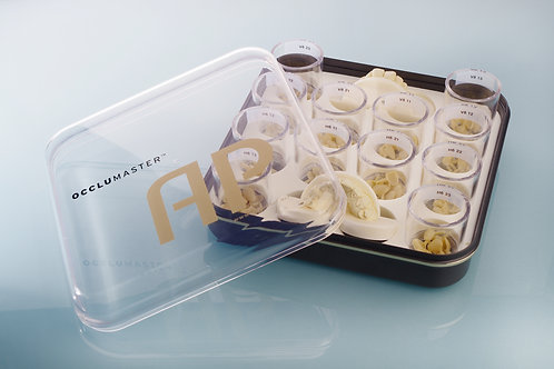 Anterior Master 2 Forms Plus Wax Patterns