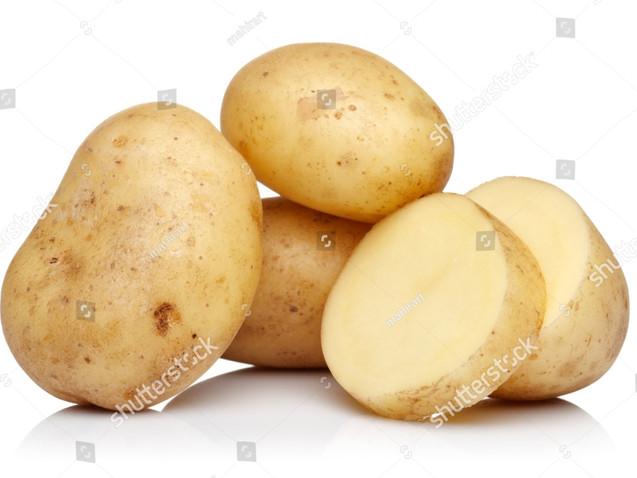 Sint Pieter aardappelen