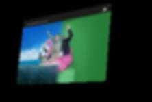 MGX Green Screen Technology