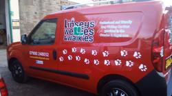 Linsey Wellies Van