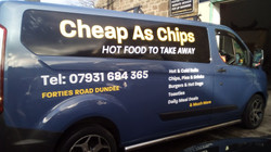 Cheap As Chips Van