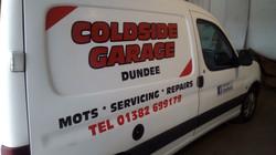 Coldside Garage