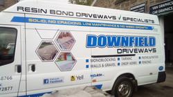 Downfield Driveways