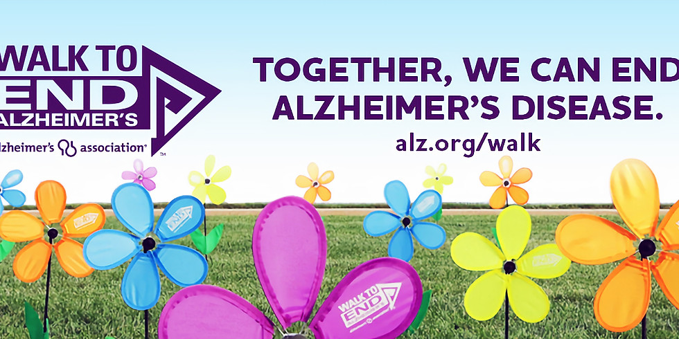 Walk to End Alzheimer's - Bluffton