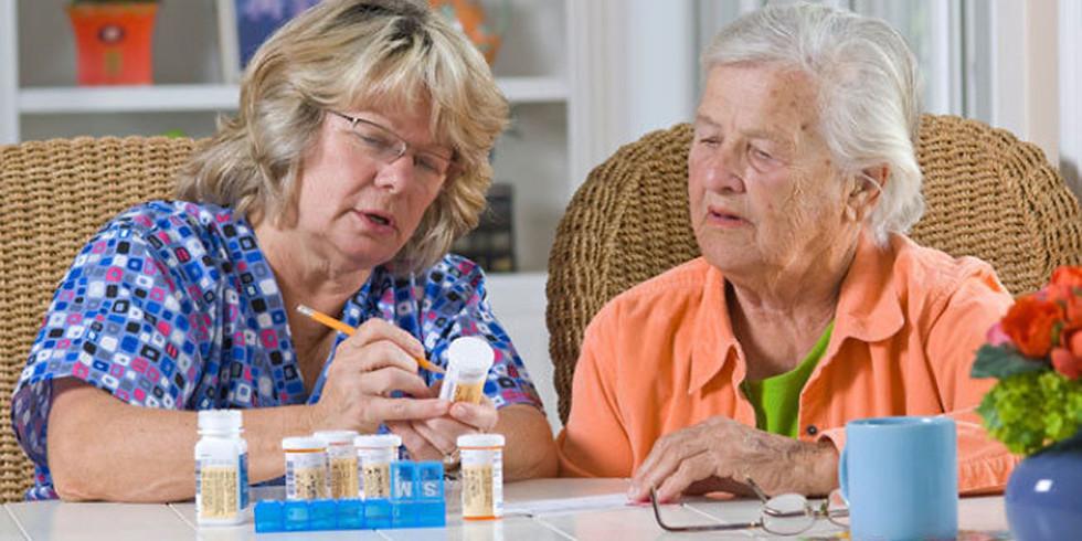 Discovering Dementia - Part 3 - Behaviors & Medication Management