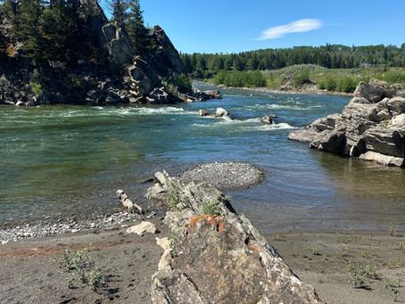 Tuesday, June 22, 2021 - Oldman River