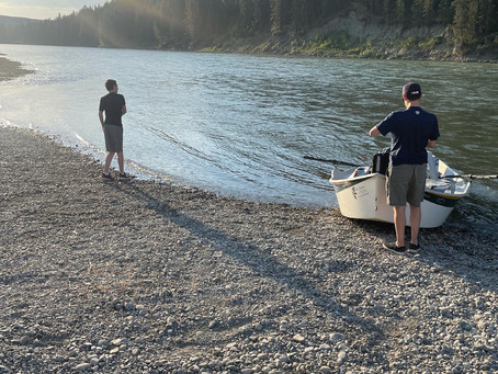 Friday, July 2, 2021 - Bow River