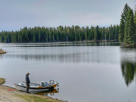 Thursday, May 13, 2021 - Beaver Lake
