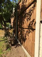 Dartford fencing