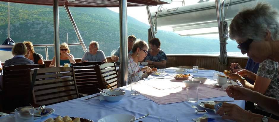 A Moveable Feast: Eating my way through the Dalmatian Islands of Croatia