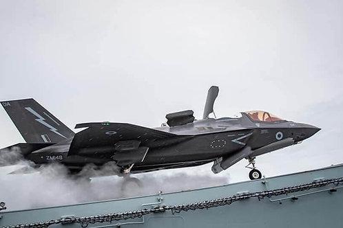 F-35B Lightning II Jet From