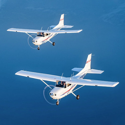 Cessna Pilot Experience for 3 people