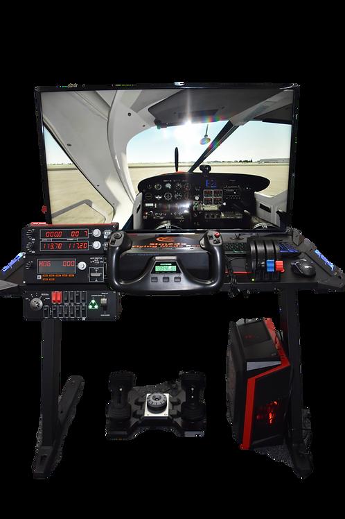 Sim2do Complete Home Flight Simulator