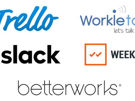 5 Apps para efectividad organizacional