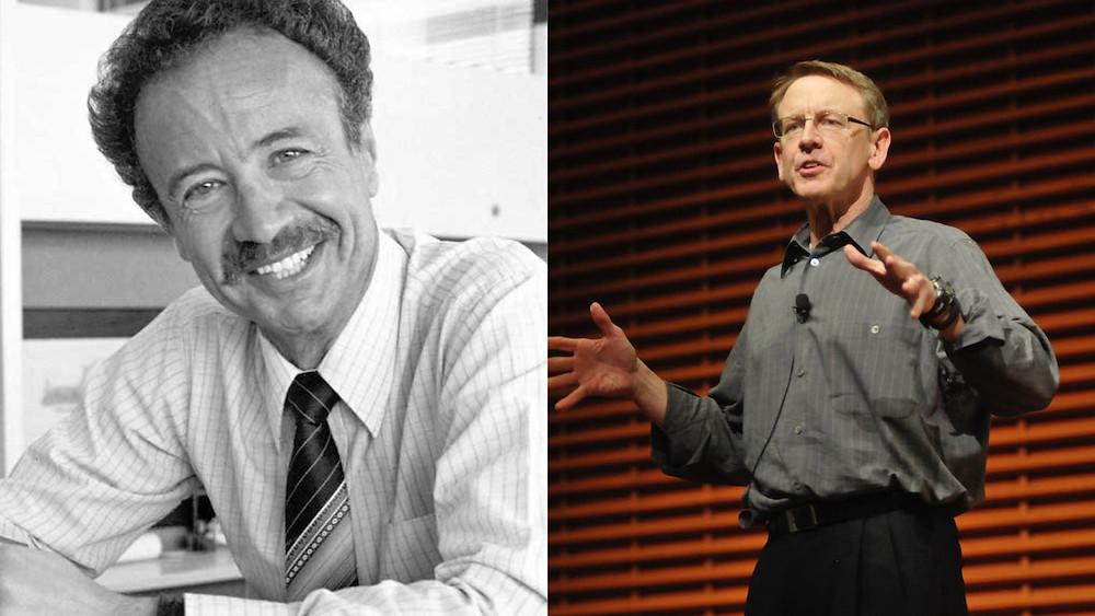 Andy Grove y John Doerr