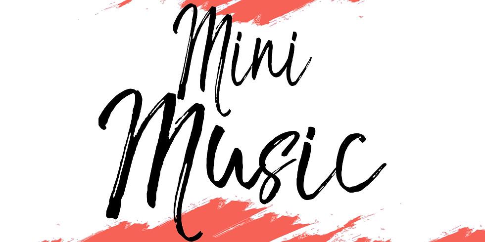 Mini Music $85 (Bulk Price)