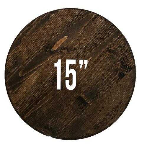 """15"""" Round"""