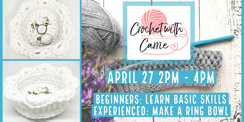 Crochet With Carrie