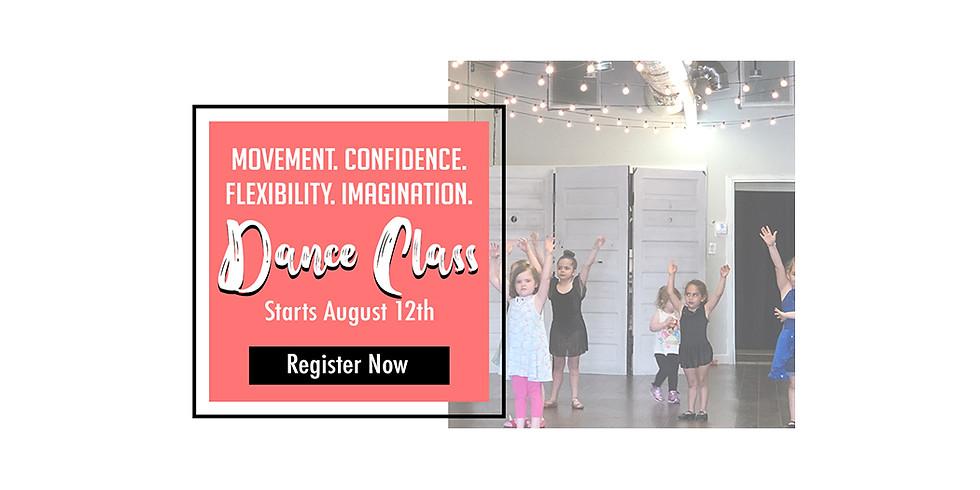 Dance Registration