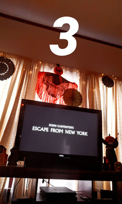 September 29 - Escape From New York