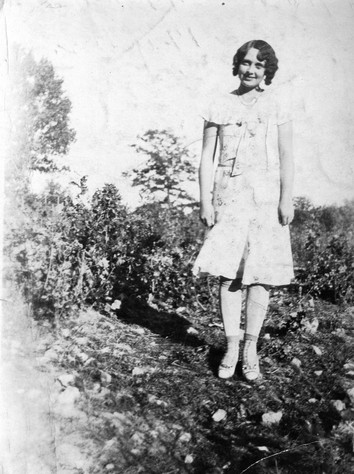 Mildred November 1930  age 17 years