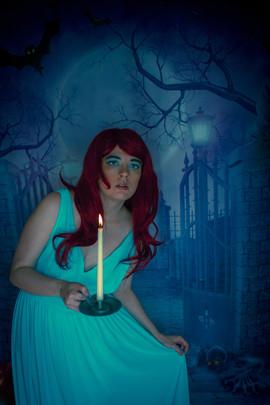 October 28 - gothic heroine