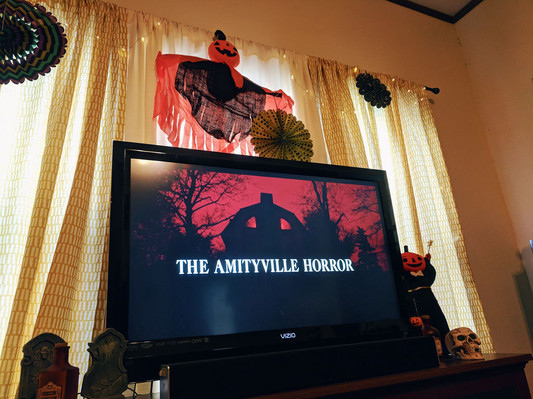 October 6 - The Amityville Horror