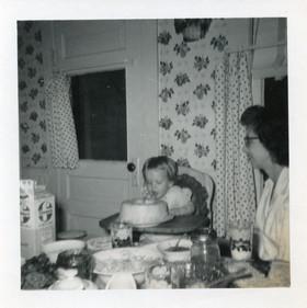 Winn and Jan Jan 20 1958