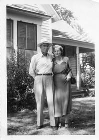 Mr and Mrs Garoutte