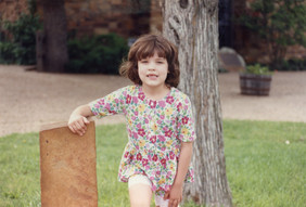 6 years old at Woolaroc