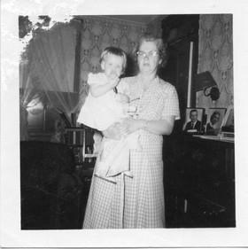 Grandma Garoutte Jan Garoutte Jan '58