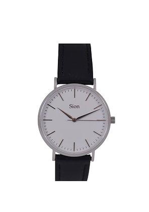 Silver - White dial