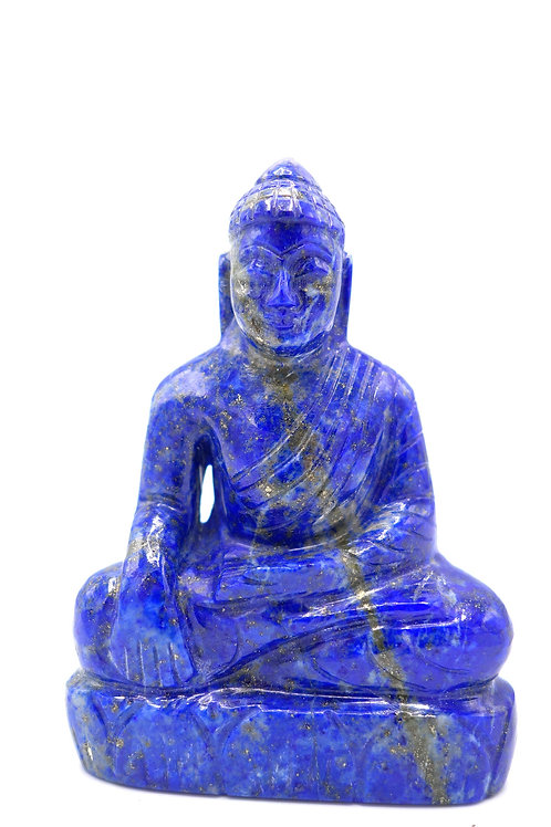 Bouddha Lapis Lazuli
