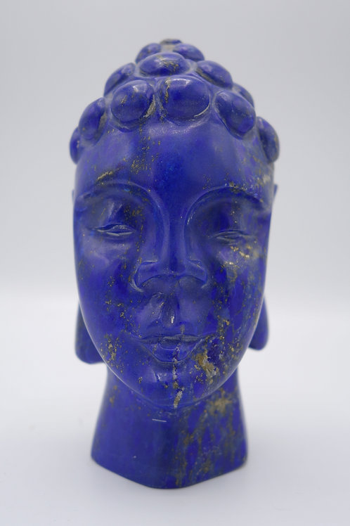 Tête Lapis Lazuli