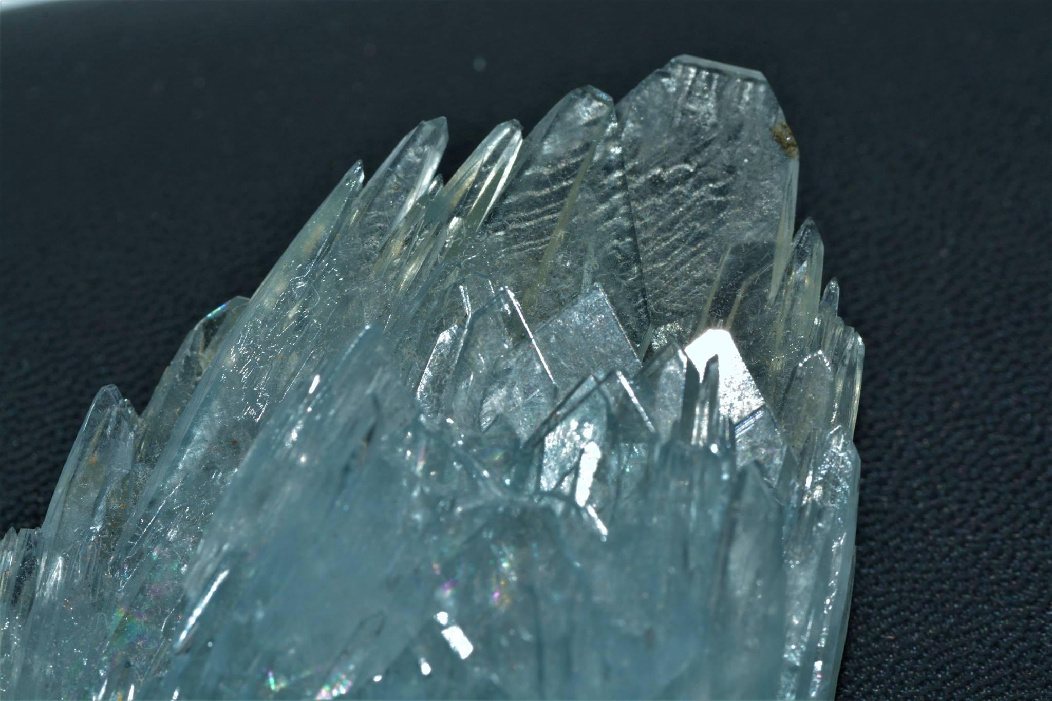 Baryte bleue
