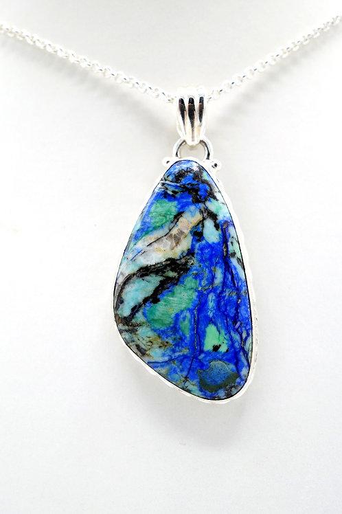 Turquoise, Azurite
