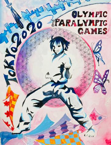東京2020 オリンピック・パラリンピックポスター