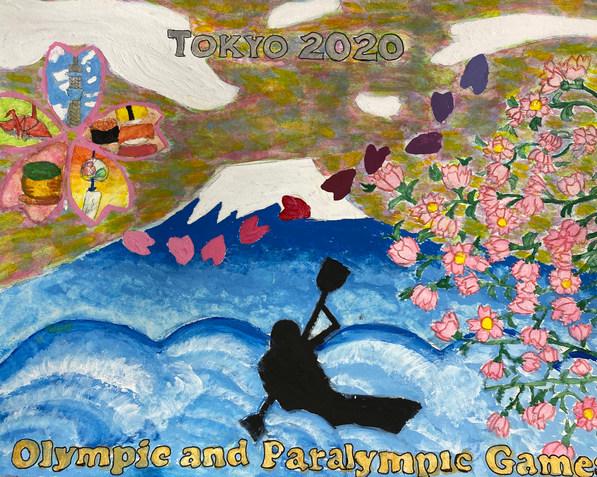 オリンピック・パラリンピックポスター