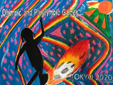 Olympic & Paralympic Games TOKYO 2020 ポスター制作