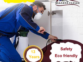 Licensed pest control company