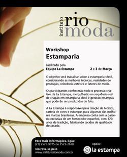 Textile Design Workshop IRM