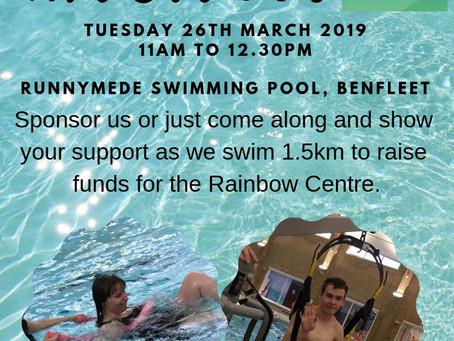 Swimathon for Rainbow Centre