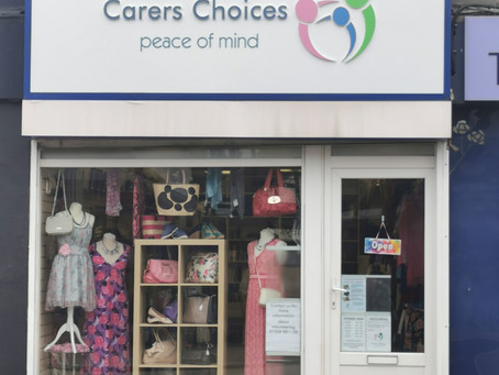 New Charity Shop Open