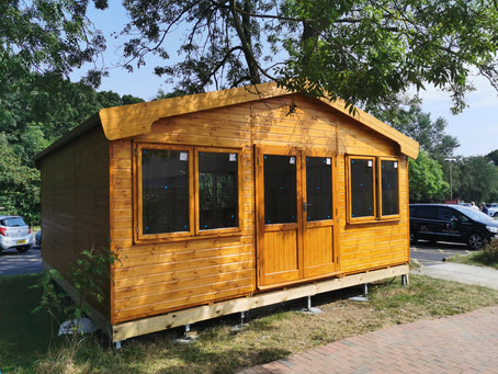 Big leap forward for Thundersley Men's Shed