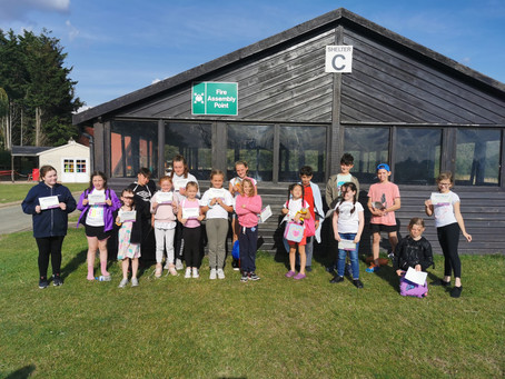 Fun Day at Stubbers for Young Carers