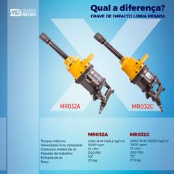 MR032A x MR032C