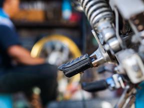 Por que equipar uma oficina de motocicletas?