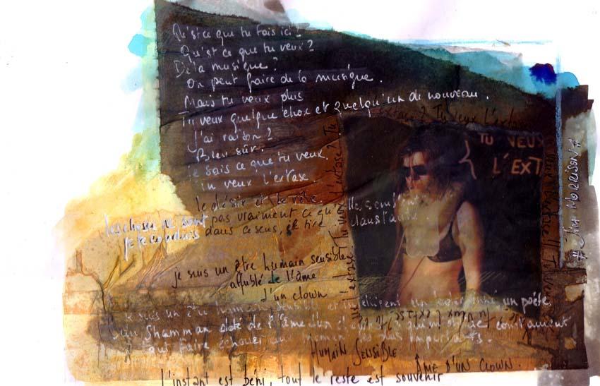 Jim Moriison # Céline Champinot