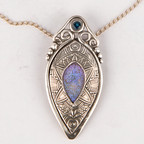 Lisel Crowley Cathedral Window Pendant3.