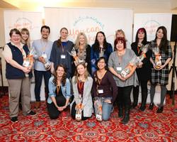YCMI tutors with Petra